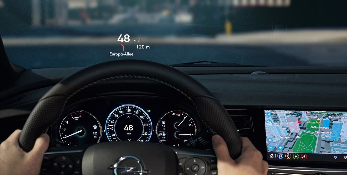 HEAD-UP-DISPLAY